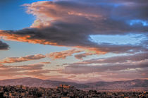 Athens in winter by stamatisgr