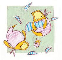 Lovely Bee by Francesca Blè