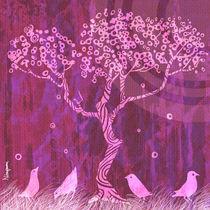 Birds in my dream # 04 von Nirupam Borboruah