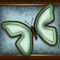 Butterfly-green-poster