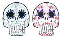 Dia de los Muertos von Sara Chew