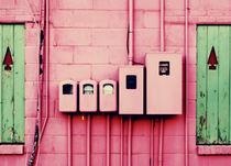 Bubblegum Pink by Crystal Kepple