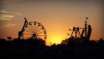 Carnival at Sundown by Crystal Kepple