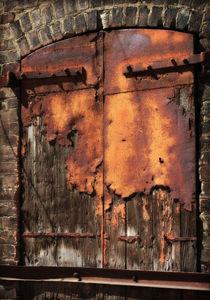 Rusted Door by Crystal Kepple