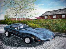 Corvette by Bärbel Knees