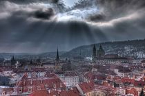 Clouds over Prague by Gavin Poh