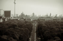 Berlin from the Victory Column by RicardMN Photography