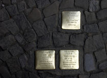 Stolpersteine in Berlin by RicardMN Photography
