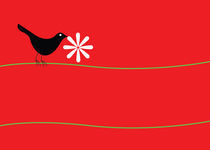 snow bird by thomasdesign