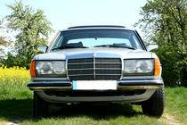 Mercedes Benz Coupe von Katrin Lantzsch