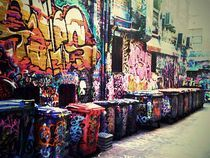 Urban Melbourne by Thalia May