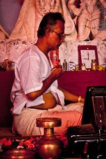 The Priest by Bodhisattwa Debnath