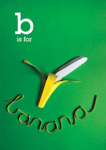 b is for banana von Clinton Stringer