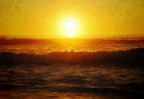 Brutal Beach von Rick Rood