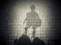 self shadow by Justin Lundquist