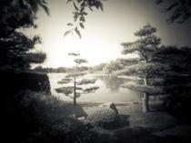 japanese garden von Justin Lundquist