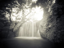 waterfall 1 von Justin Lundquist