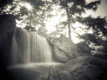 waterfall 2 von Justin Lundquist