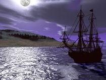 Moonlight by Paul Barker