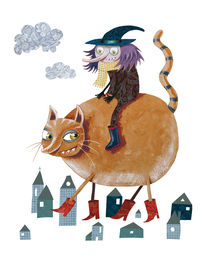 CAT by Bellebrute von Atelier Tricorne