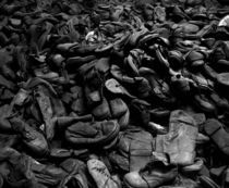 Shoes in Auschwitz by RicardMN Photography