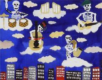The Bone Brigade by tygervinum