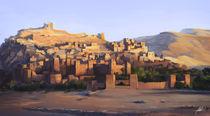 Marrakech Fortress by Juan Alvarez de Lara