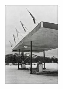 gas station von Priska  Wettstein