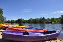 the boats by Claudia Araujo