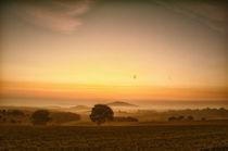 Herbstmorgen by Jürgen Müngersdorf