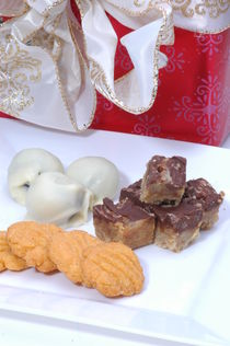 Holiday Sweets by Tom Warner