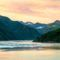 Sunrise-alaska-mountains