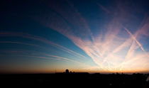 Stripes in the sky von Michael Krause