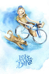 Let's bike! by nindze