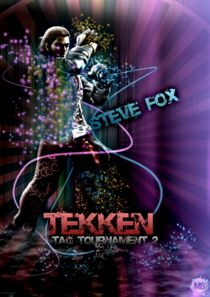 Steve Fox Poster by Martin Siilak