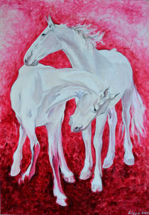 Dream horses by silvia  ivanova