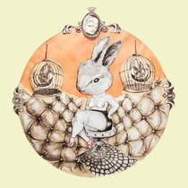 Chester Bunny by Iria do Castelo