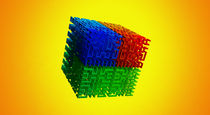 Hilbert Curve by norad