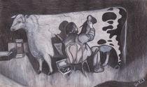 Open Canvas von Joe Kind