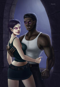 Vampires von miycko