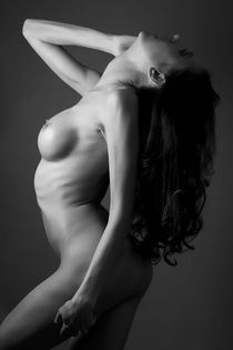 Nude Woman by Falko Follert