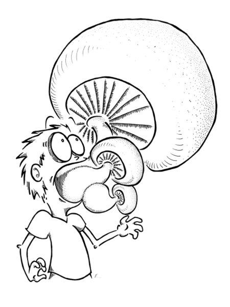 Mushroomfear-artflakes
