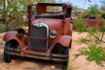 Old Car by Luis Henrique de Moraes Boucault