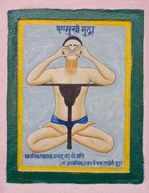 Yoga Zeichnung Poster & Yoga Zeichnung Kunstdrucke online kaufen ...