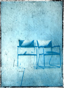 two chairs by ivo sedlacek