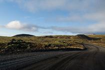 Road, Island by Yvonne Schüttler