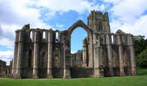 Fountains Abbey by Emma Wright