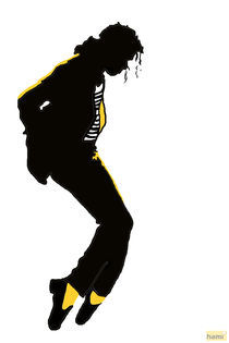 Moonwalker- Michael by tamagna ghosh