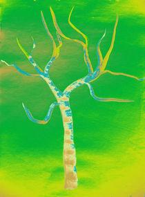 Baum des Lebens (tree of life) by Maria-Anna  Ziehr