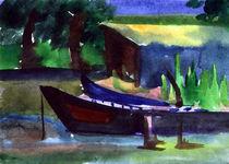 Waterboats von Inna Vinchenko